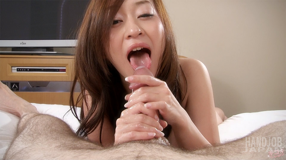 New video clip of Maria Ono handjob