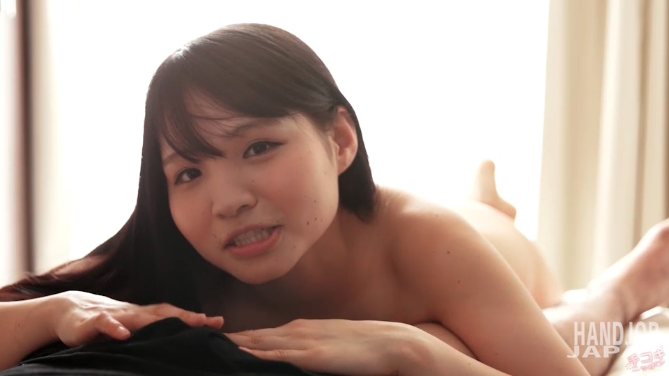 TekokiJapan presents handjob fetish idol Iori Sana giving tekoki to big white cock