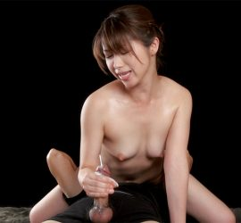 Tekoki, handjob, Japan, Tsubaki Katou, face sitting, oral sex, cum, masturbation, onani