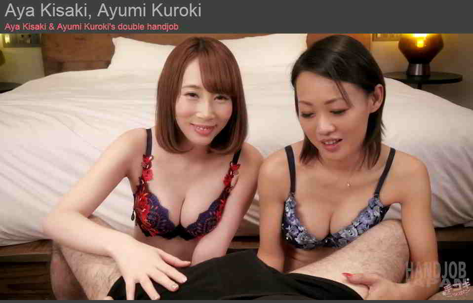 Aya Kisaki, Ayumi Kuroki,  tekoki, hand, jobs, masturbation, fetish, sex, Handjob, cum, Japanese, JAV Idols, Cute, girls, stroking, hard, cocks, adult, video, 無修正動画, 手コキ, オナニー, フェチ, AV女優, 手コキ動画, アダルトビデオ, かわいい女の子